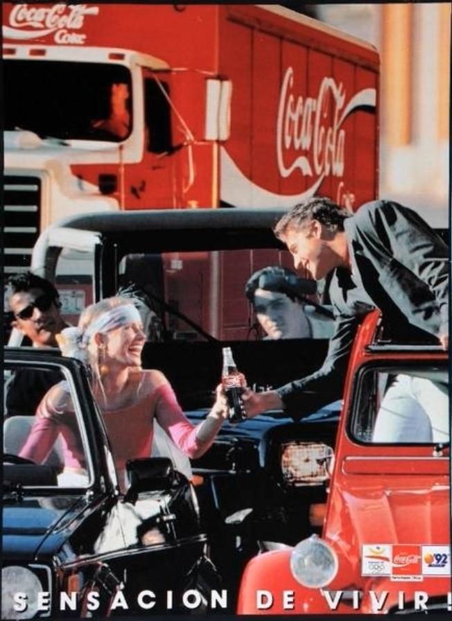 CocaCola-Sensación de vivir