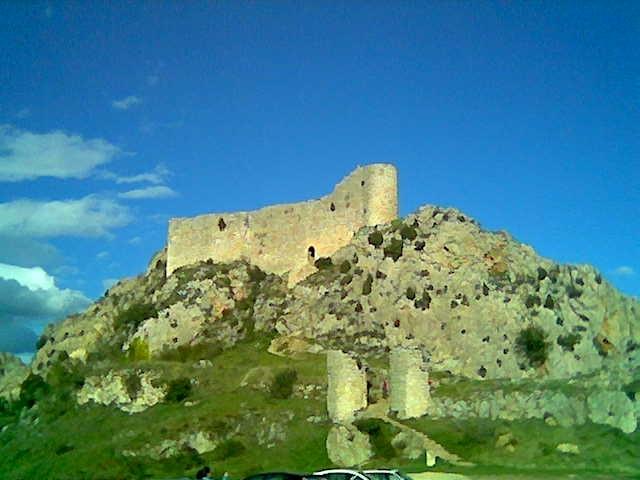 Castillo de los Rojas en Poza de la Sal